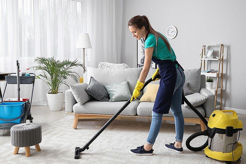 Ошибки при уборке квартиры