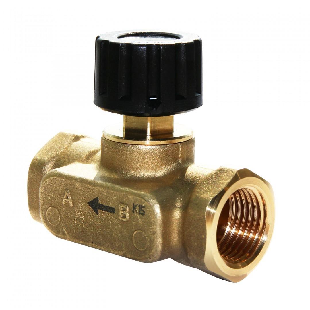 Балансировочный клапан для систем отопления: виды и 2 способа настройки