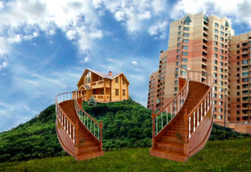 Что лучше – дом или квартира