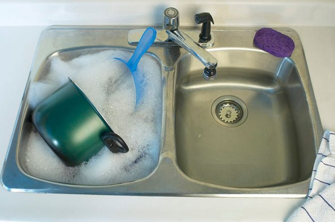 Как вымыть посуду правильно, качественно и быстро