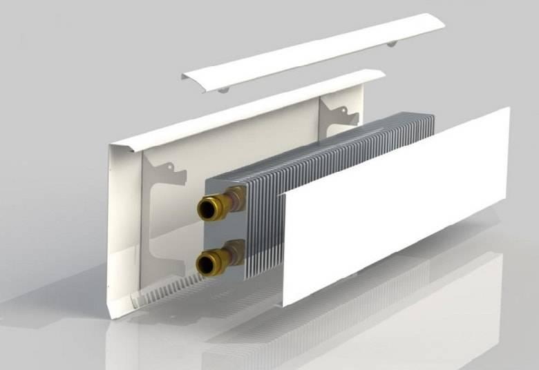 Особенности плинтусных обогревателей электрических: виды, выбор, применение теплых плинтусов