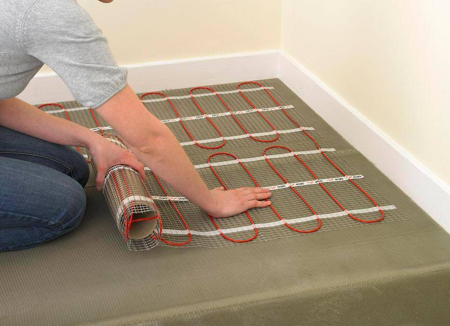 Электрический теплый пол под плитку своими руками: как установить и какой лучше, основные этапы работы и ошибки