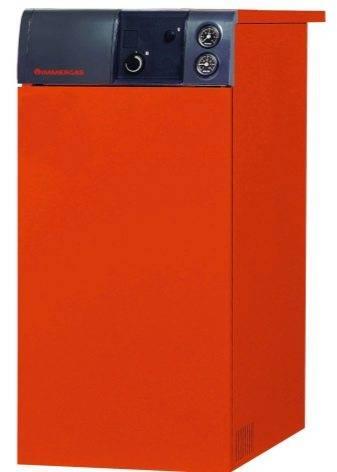 Из-за чего постоянно включается и выключается котел immergas при нагревании?