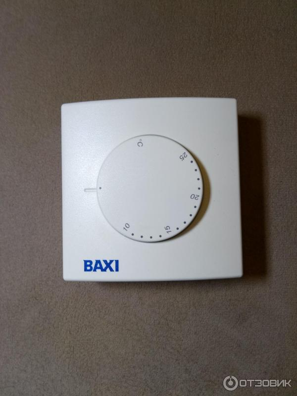 Давление в расширительном бачке двухконтурного котла baxi