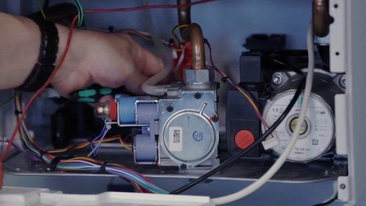 11 причин почему газовый котел не набирает температуру
