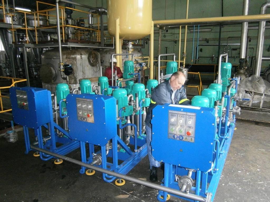 Производство биотоплива в промышленных масштабах - краткое описание
