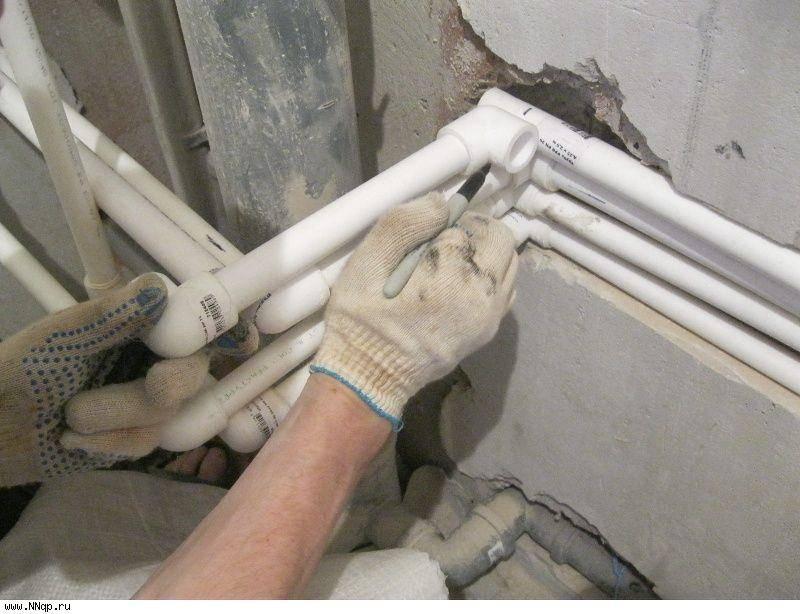 Применение различных типов полипропиленовых труб для отопления и водоснабжения