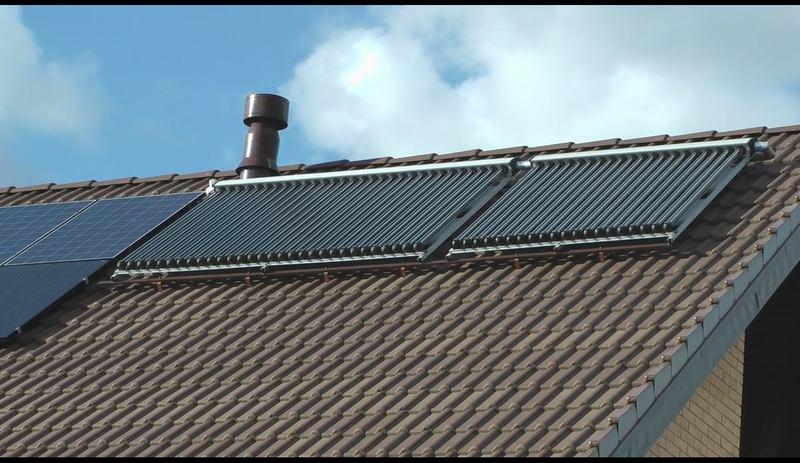 Выбор и монтаж солнечных батарей для отопления дома