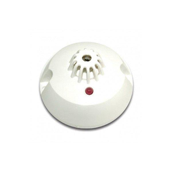 Как подключаются тепловые датчики пожарной сигнализации?