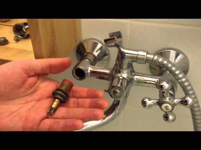 Ремонт гусака смесителя в ванной своими руками: как снять, поменять и отремонтировать