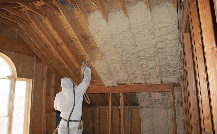 Утепление мансардной крыши изнутри: как правильно утеплить мансардную крышу
