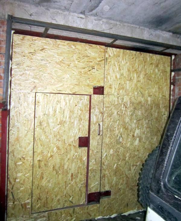 Утепление неотапливаемого металлического гаража изнутри: инструменты и материалы, как правильно утеплить железный гараж своими руками