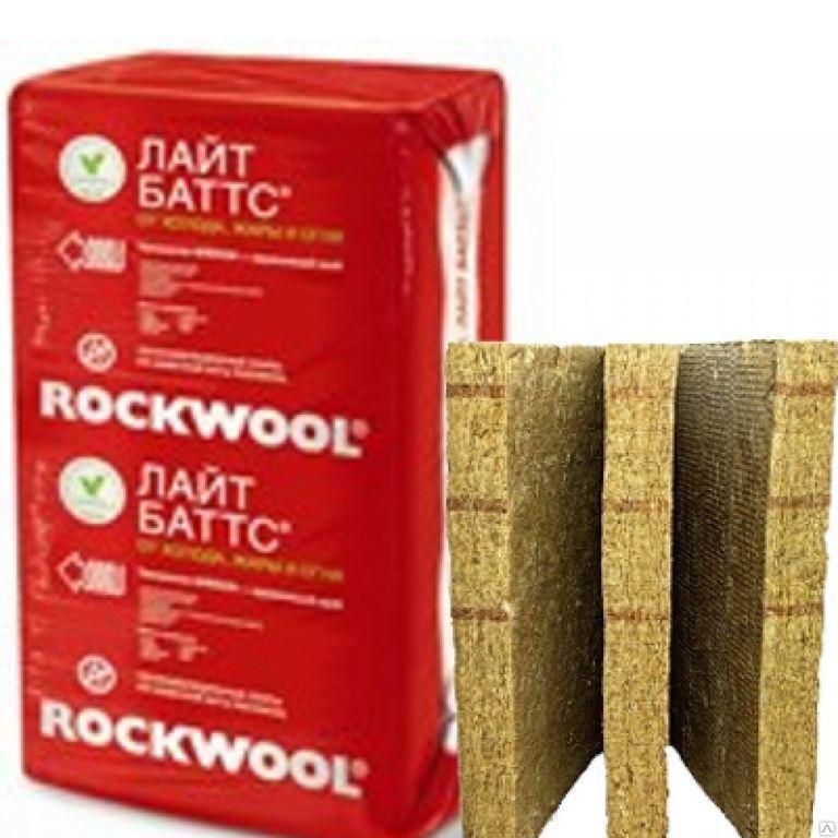 Обзор rockwool лайт баттс скандик
