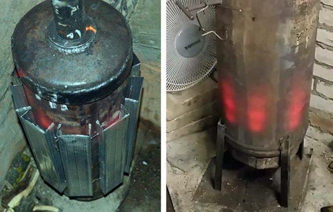 Делаем печь бубафоня своими руками – пошаговая методика