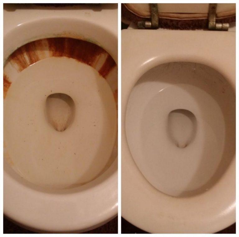 3 популярных средства для уборки: как почистить унитаз от мочевого камня в домашних условиях