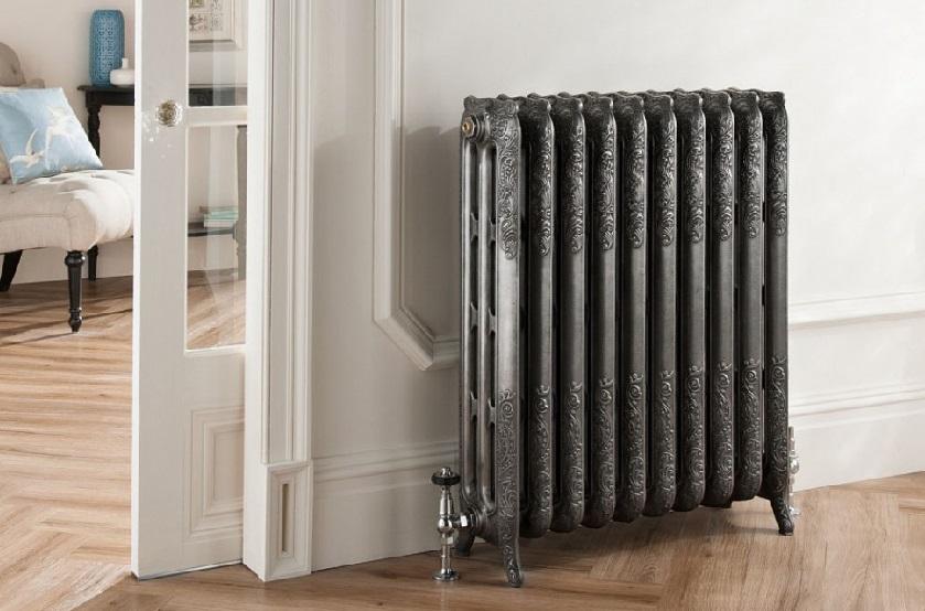 Модернизированные чугунные радиаторы в стиле ретро: цена и производители
