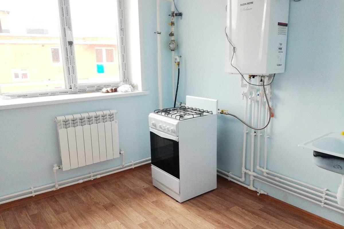 Как установить индивидуальное отопление в квартире