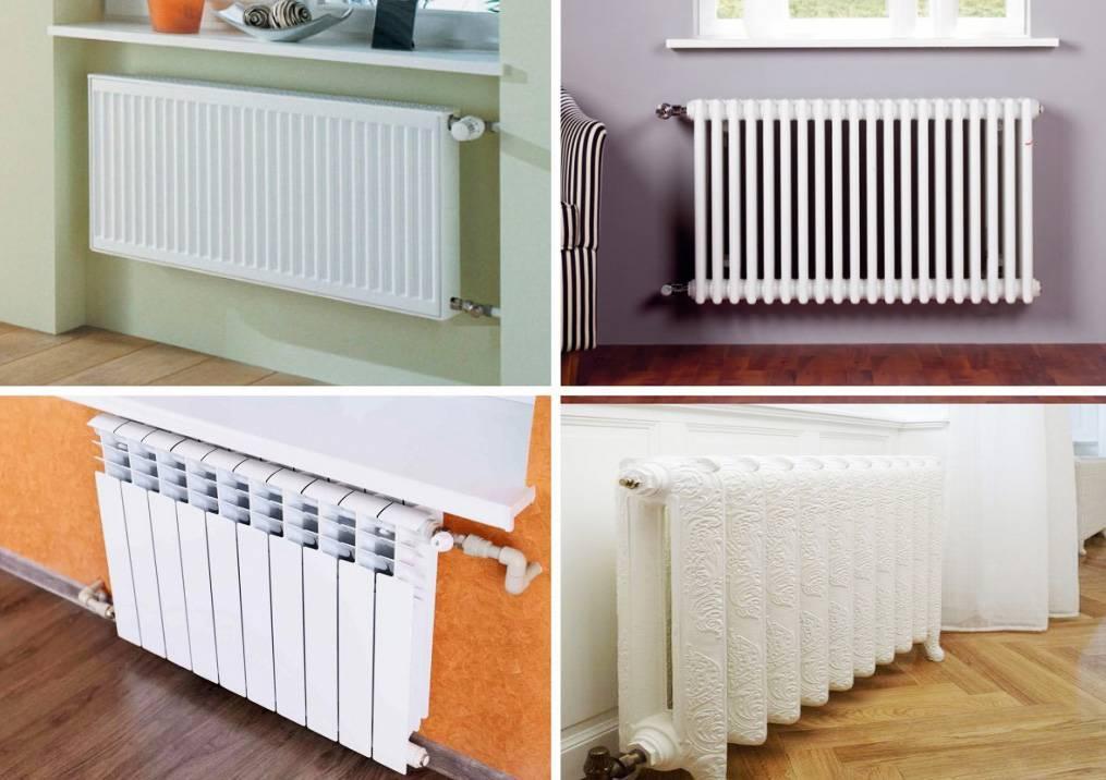 Радиаторы для отопления частного дома, загородного, дачи, деревянного, коттеджа