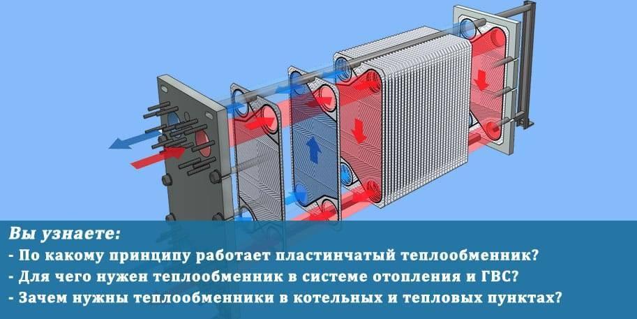Пластинчатые теплообменники в системах горячего водоснабжения. снижение затрат при использовании новой схемы подключения теплообменника