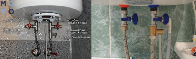 Как слить воду из бойлера: пошаговые инструкции для водонагревателей разных производителей