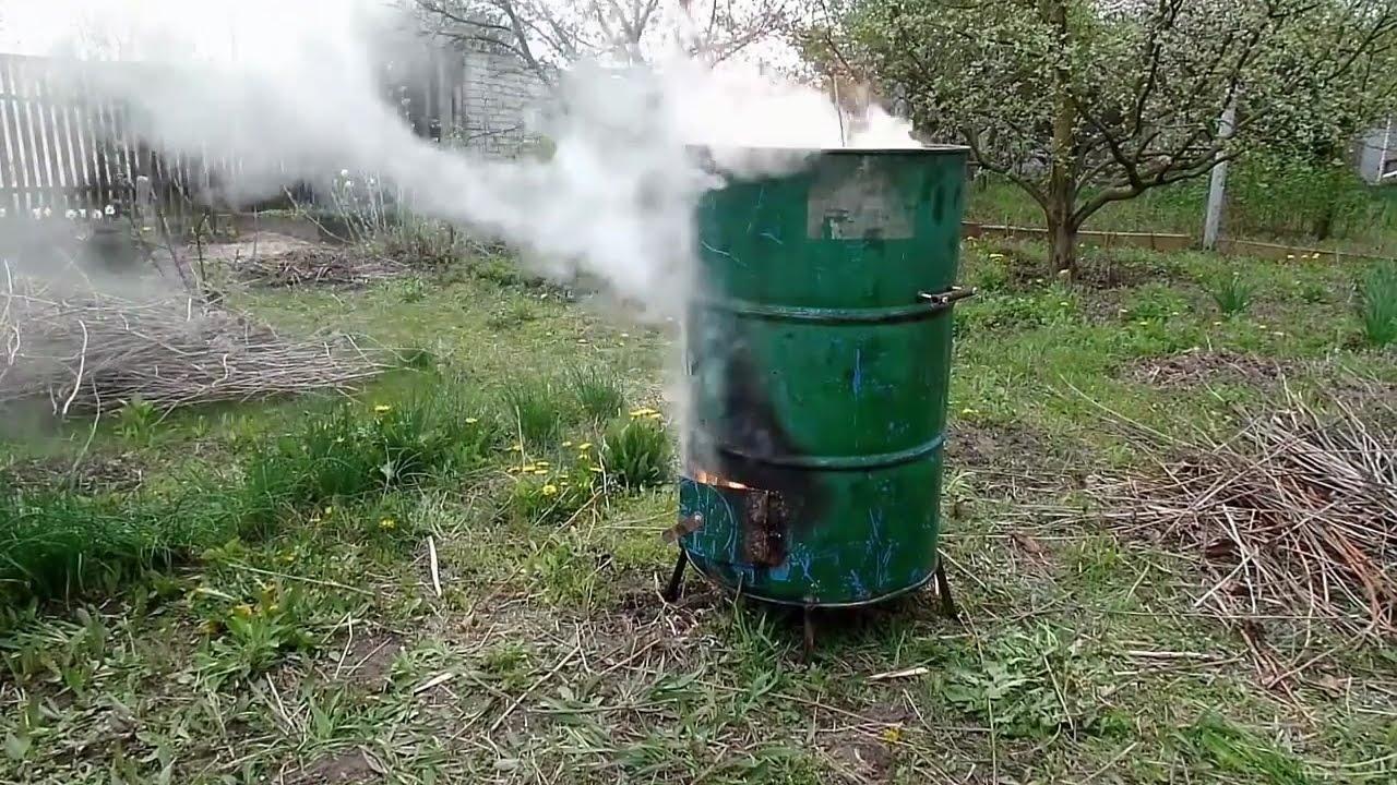 Как сжечь мусор на участке - все по закону! что можно а что нельзя? | своими руками - как сделать самому - строитель