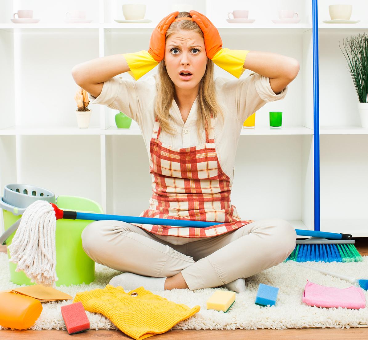 Как заставить себя убраться в квартире, дома: способы мотивации