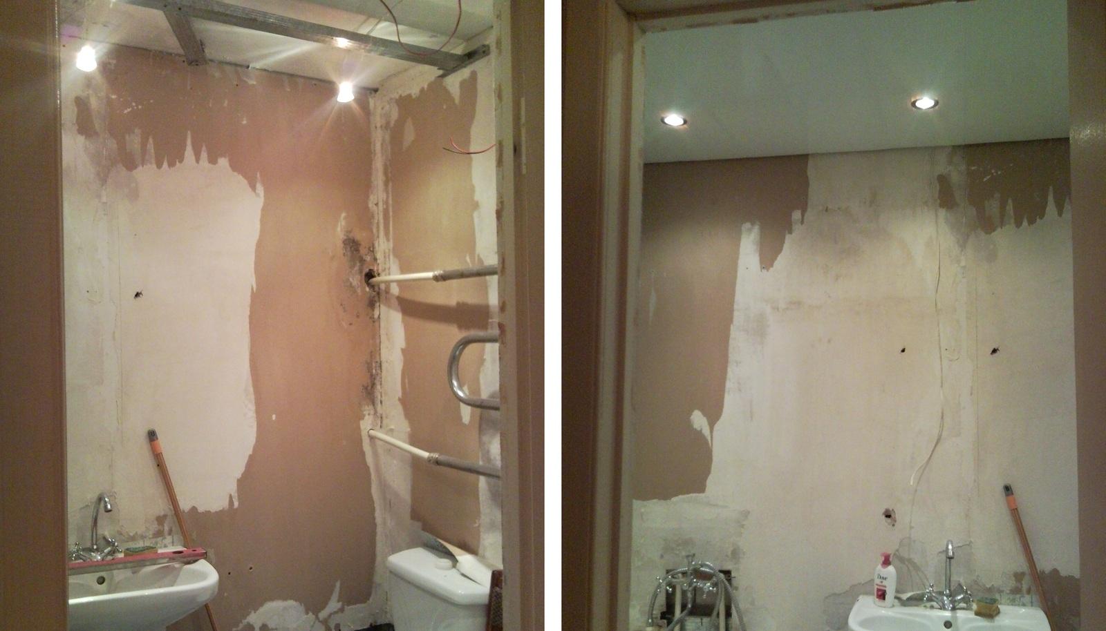 Как обновить плитку в ванной, не меняя ее
