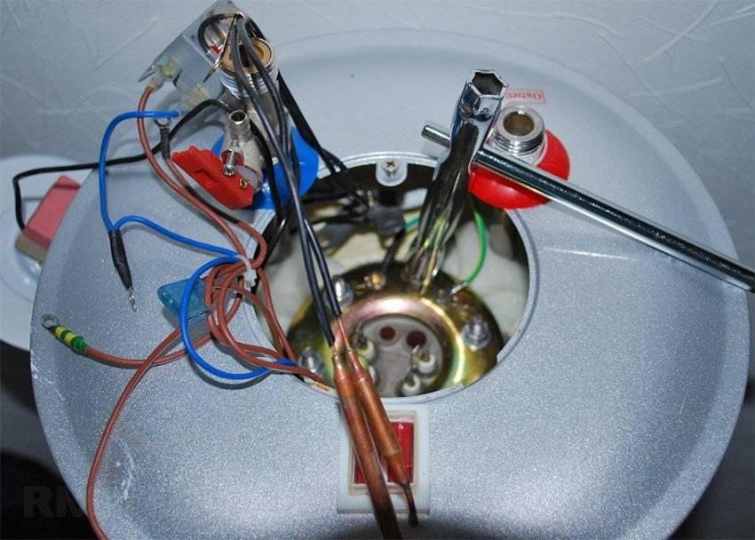 Как выполнить ремонт водонагревателей термекс своими руками