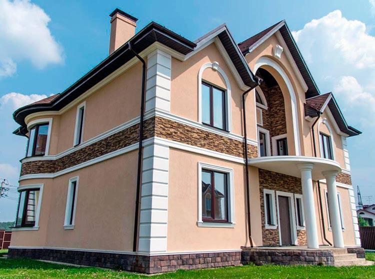 Чем дешевле обшить дом снаружи и обшить недорого