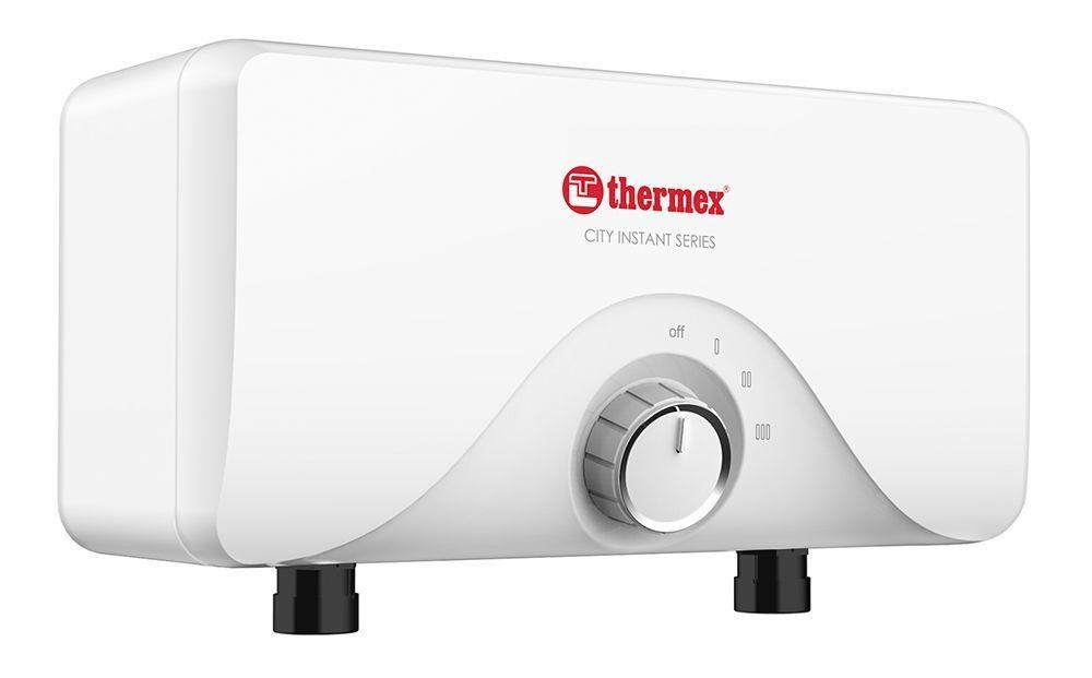 Проточные электрические водонагреватели термекс: отличительные особенности у thermex и варианты использования