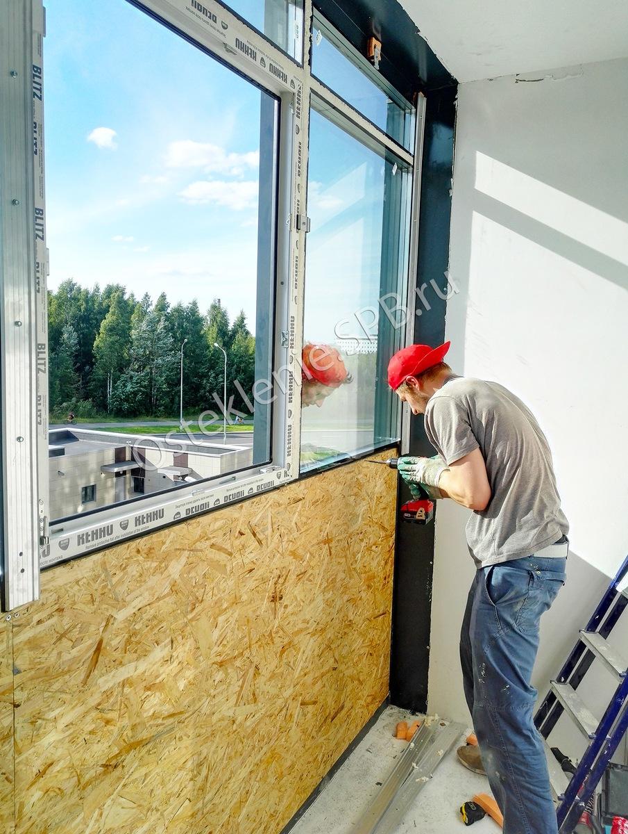 Утепление лоджии и балкона по госту, гидроизоляция парапета, как и чем обшить их изнутри