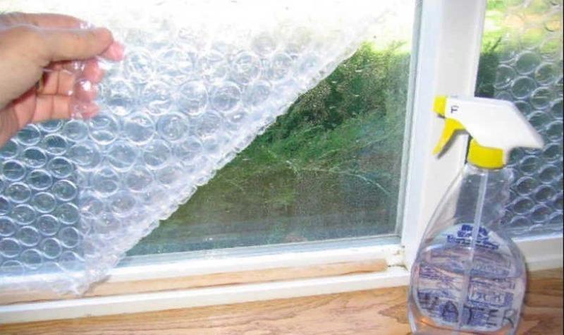 Воздушно - пузырчатая пленка для парников > преимущества + видео + фото