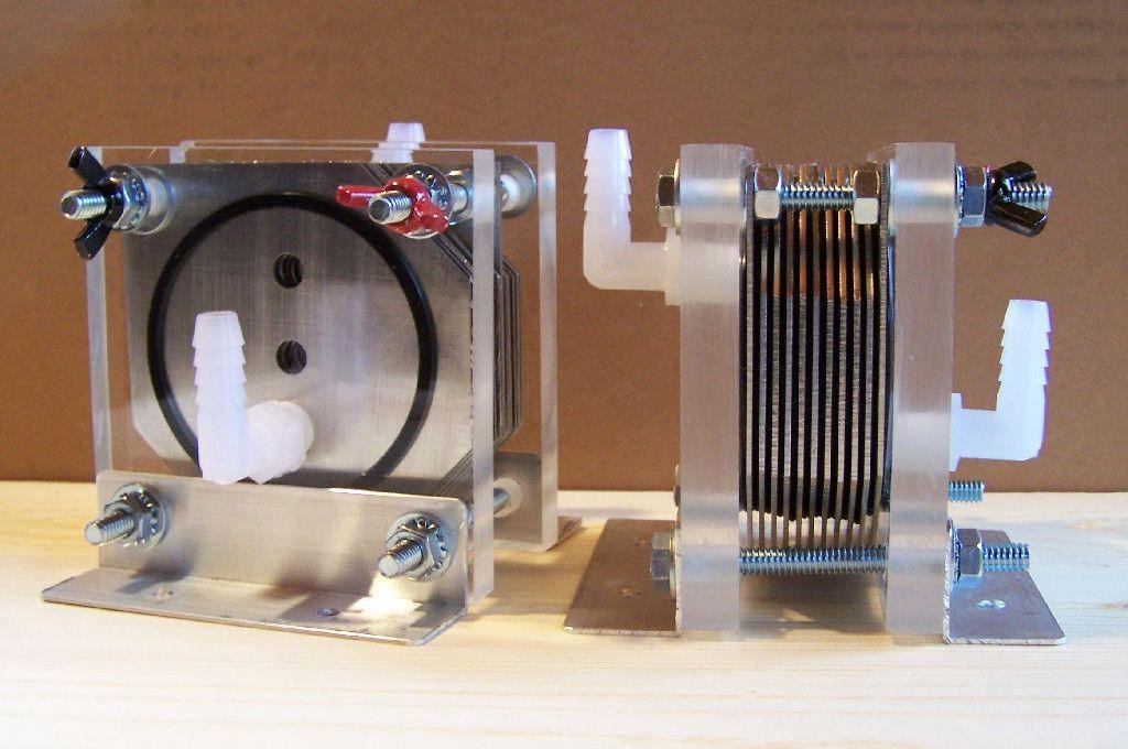 Генератор водорода своими руками для отопления   всё об отоплении