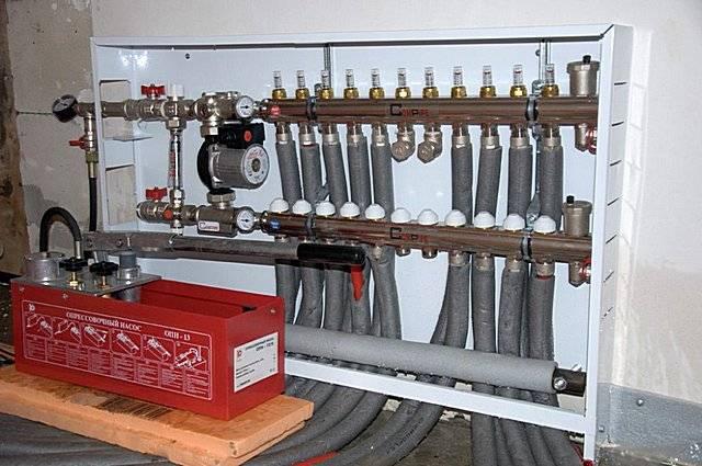 Опрессовка системы отопления своими руками: подробный инструктаж