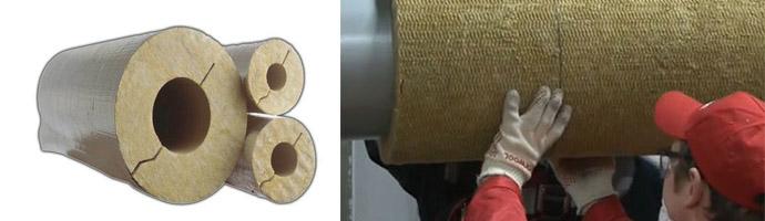 Сохраняем тепло: теплоизоляция для труб отопления