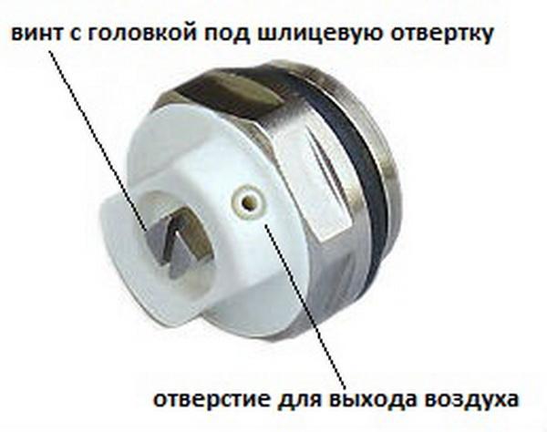 Кран маевского: понятие, условия применения, порядок установки, преимущества использования, видеоматериалы