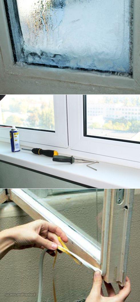 Как правильно утеплить окна своими руками. выбор материала и технология утепления откосов
