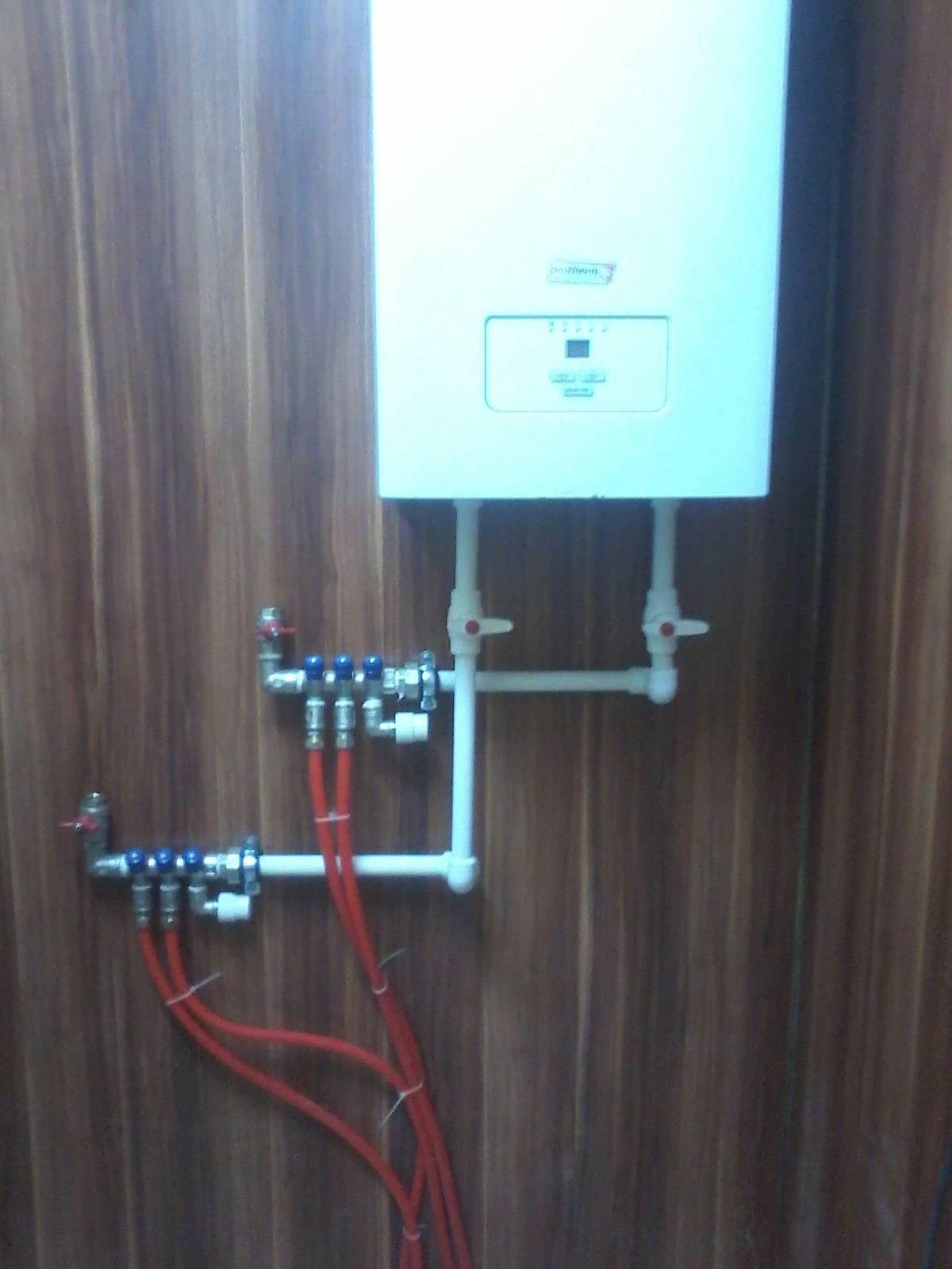 Электрокотел для теплого пола: выбор, подключение к электрическому котлу своими руками