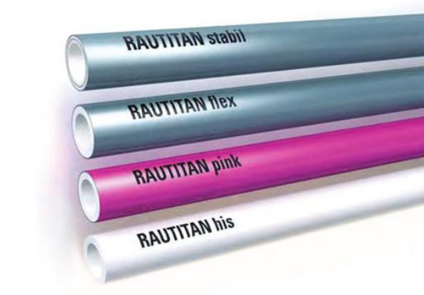 Труба rehau из сшитого полиэтилена: характеристики и виды для отопления, водопровода и канализации