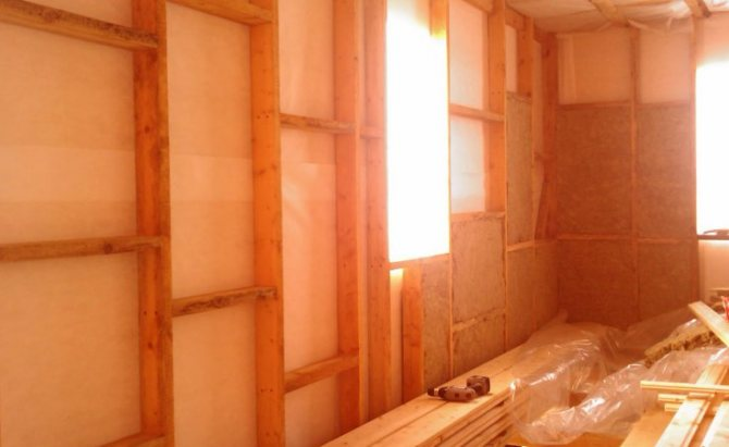 Чем и как утеплить деревянный дом изнутри