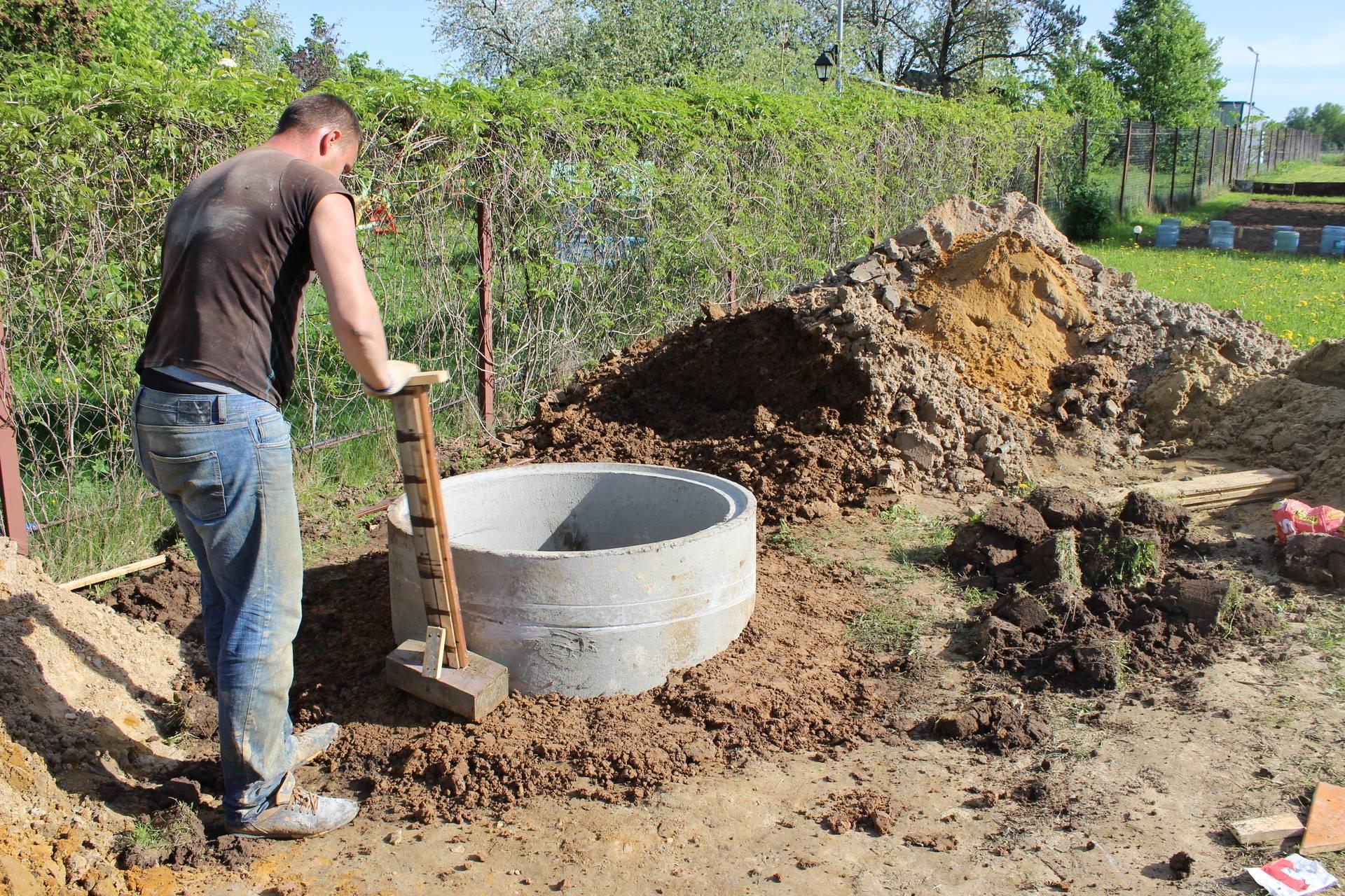 Как правильно выкопать колодец для питьевой воды