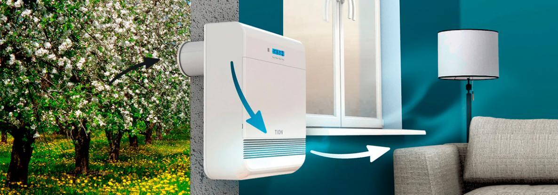 Приточная вентиляция в квартире: ее особенности и расчет