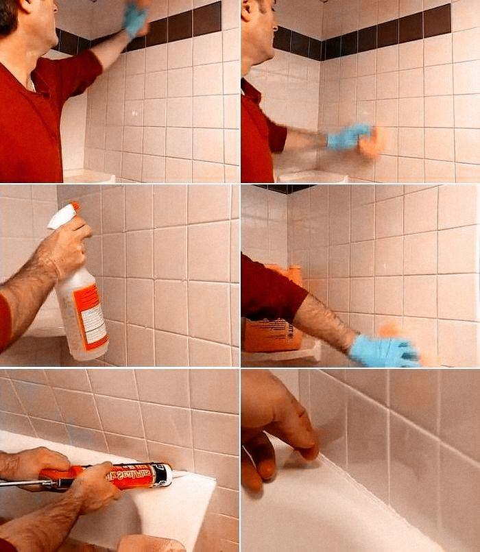 Как обновить интерьер ванной комнаты без ремонта и больших затрат