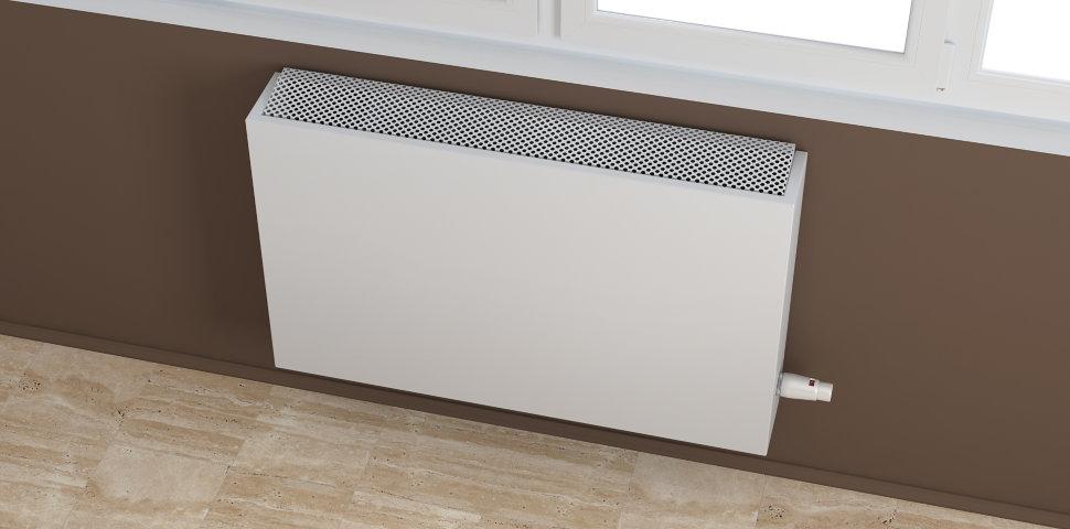 Водяные конвекторы отопления - технические характеристики и конвекционные радиаторы