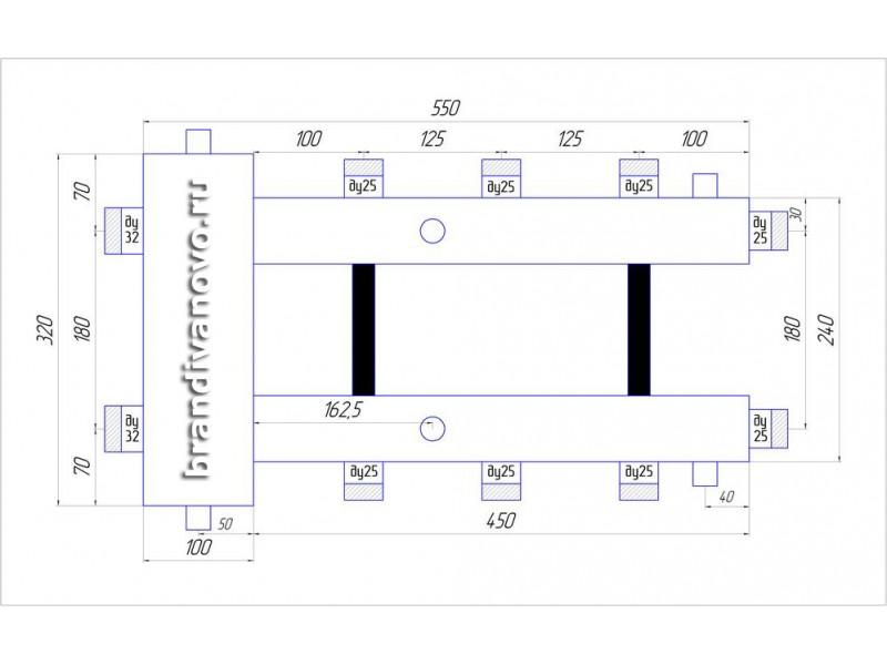 Конструкция гидрострелки: назначение, принцип работы и особенности расчёта