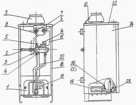 Аогв котел отопления, как выбрать газовый нагреватель данного типа