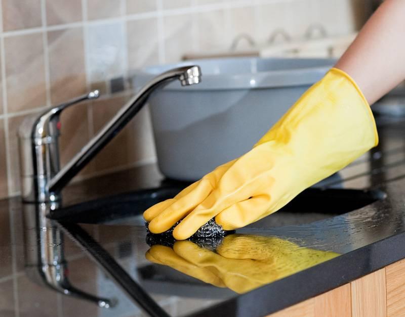 Как очистить керамическую плитку. как спасти кухонную плитку от жира и отмыть въевшуюся грязь?