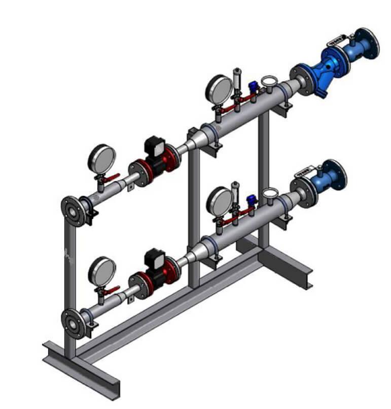 Узел управления отопления функции, устройство, преимущества