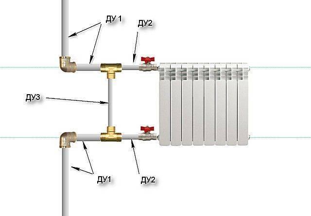 Байпас в системе отопления: что это такое и нужен ли вообще?