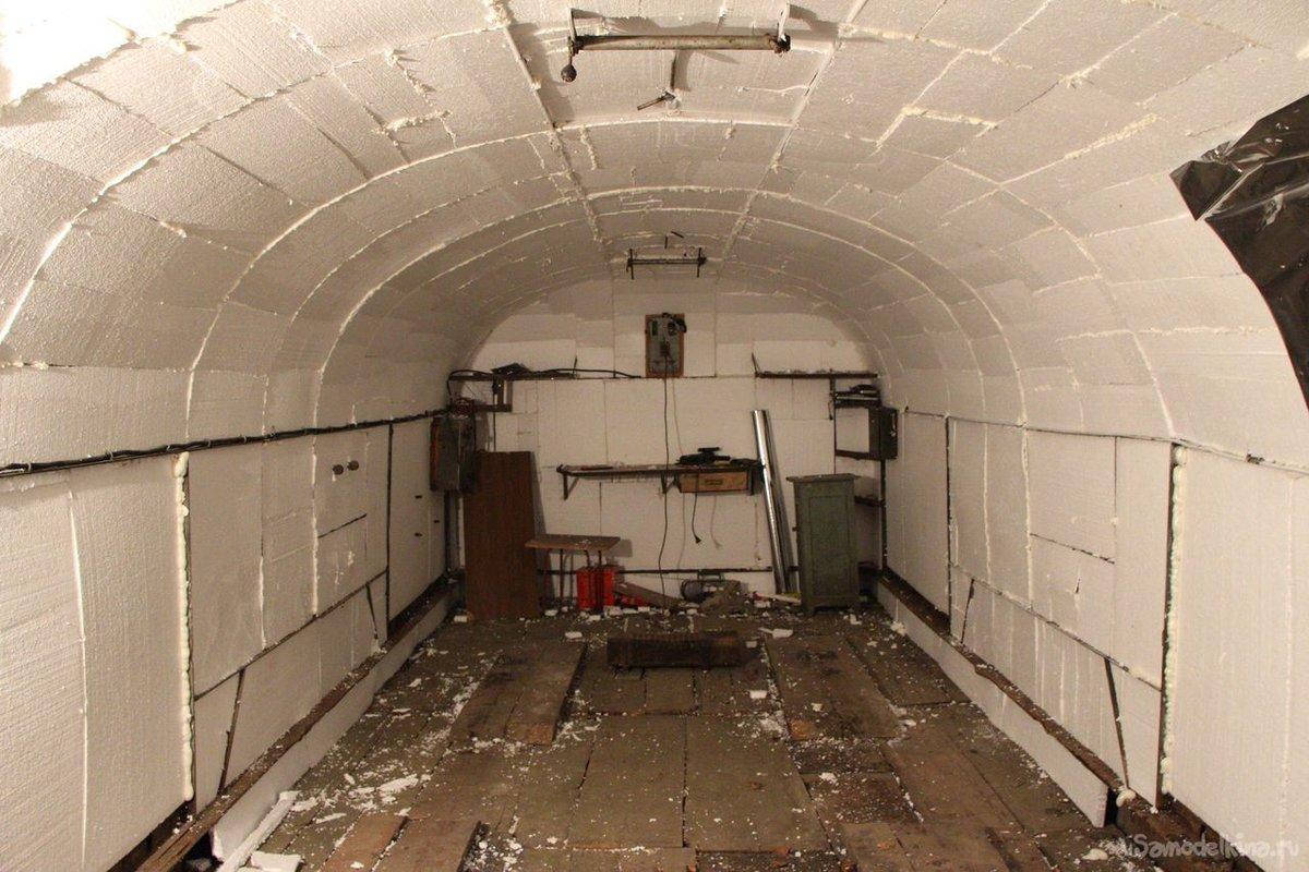 5 вариантов утепления гаража изнутри   строительный блог вити петрова